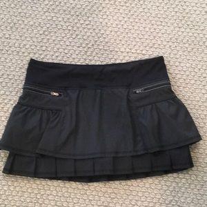 Lululemon women's tennis skirt